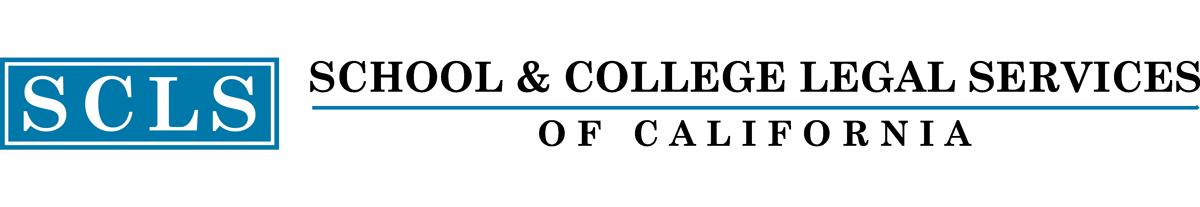 School & College Legal Services of California